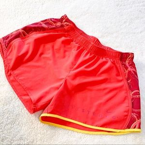 NIKE WOMENS LIVESTRONG WORKOUT SHORTS